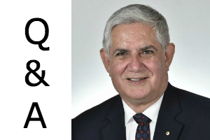 Q&A with Minister Ken Wyatt
