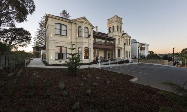Restored heritage building gains 4 Star Green Star rating