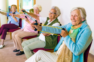 Activities the key difference between surviving and thriving in res care