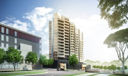 190 apartment development given green light in Coburg