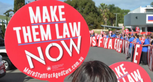 ANMF launches new staffing ratios national campaign