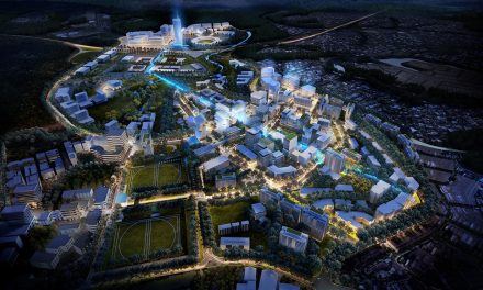 'Living Lab' key feature of new health city