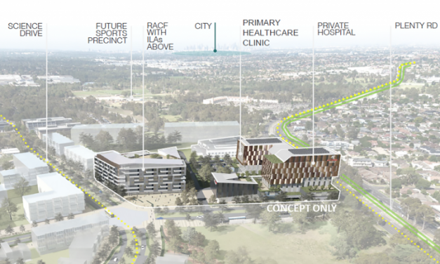 EOI to build and operate university's health, aged care services